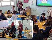 التعليم تنشر فيديو للمدرسة الدولية الحكومية بالإسكندرية.. وتؤكد: نموذج رائع