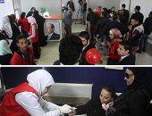 """الكشف على 196 ألف مواطن ضمن حملة """"100 مليون صحة"""" بشمال سيناء"""