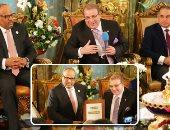 فيديو وصور ..قناة المحور تحتفل الليلة بالعيد الوطنى 47 للإمارات ومئوية الشيخ زايد