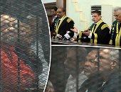 """من كواليس الجلسات.. 26 صورة تبين تخريب سجن ليمان 430 بأحراز """"اقتحام الحدود"""""""