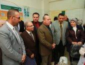 محافظ كفر الشيخ يفتتح وحدة الغسيل الكلوى بتكلفة 10ملايين جنيه