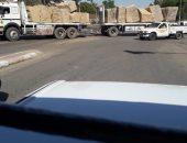 قارئ يطالب بمنع سير النقل الثقيل فى الشوارع الرئيسية بأسوان