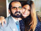 محمد بن راشد يحتفل بعيد ميلاد ابنته الجليلة تزامنا مع العيد الوطنى الـ47