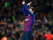 بيكيه: نريد استمرار فالفيردي مدربا لبرشلونة