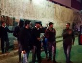 """شرطة المسطحات بالإسكندرية تشن حملة مكبرة على """"الفريزة والنباشين"""""""