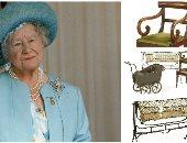 الكرسى الهزاز والسرير.. مقتنيات طفولة الملكة إليزابيث فى مزاد علنى ببريطانيا