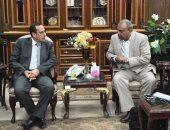 محافظة شمال سيناء: إعادة تشغيل شركة الملاحات خلال أيام