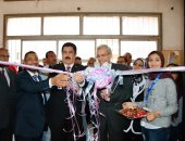 محافظ القليوبية يفتتح معرض العلوم بكلية الهندسة جامعة بنها