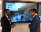 دحلان يبحث مع رئيس وزراء إثيوبيا ونائب خارجية روسيا تطورات القضية الفلسطينية