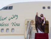 ولي العهد السعودى يصل إلى باكستان فى أولى محطات جولته الأسيوية