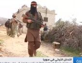 خنادق المسلحين تعيق عودة أهالى ريف حمص الى منازلهم  .. فيديو