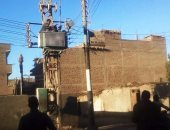 شكوى من انقطاع الكهرباء عن قرية كفر الجزيرة بالغربية