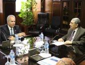 وزير الكهرباء يستقبل السفير الدنماركى لبحث سبل التعاون بين البلدين