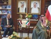 وزير خارجية الكويت: محورية دور مصر دعامة رئيسية لأمن واستقرار المنطقة العربية