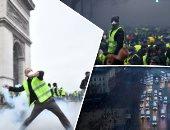 يورونيوز: احتجاجات فرنسا بلا قائد والمفاوضات بين الحكومة والمحتجين صعبة