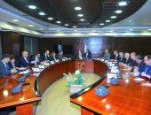 وزير النقل يلتقى وفد البنك الأوربى لإعادة الأعمار والتنمية