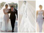 """شاهد..""""اسكتش"""" فستان زفاف بريانكا شوبرا الأسطورى من ralph lauren"""