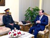 السيسي يشيد بالتنسيق مع السودان لمواجهة التحديات الأمنية وصون السلم بأفريقيا