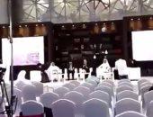 """فيديو.. معرض الدوحة الدولى للكتاب.. """"لم يحضر أحد"""""""