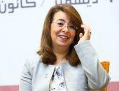 غادة والى تشارك فى الاجتماع المشترك لمجلسى وزراء الشئون الاجتماعية والصحة العرب