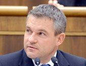 رئيس وزراء سلوفاكيا تتولى مؤقتا منصب وزير المالية من الأسبوع المقبل