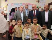 محافظ كفر الشيخ يفتتح 3 مدارس فى بيلا بتكلفة 15 مليون جنيه