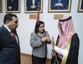 صور نائب وزير الزراعة: اتفاقية تعاون مع السعودية بمجال الخدمات البيطرية