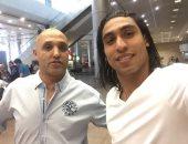 عمرو مرعى يصل القاهرة للتوقيع لبيراميدز 3 مواسم ونصف