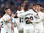 ريال مدريد يمزق شباك ميليا بسداسية ويتأهل لثمن نهائى كأس إسبانيا.. فيديو
