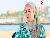 """برنامج """"إحلم """" يرصد قصة أول فتاة بالشرق الأوسط  .. قائد وفنى للغواصات الآلية"""