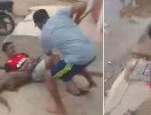 شاهد.. محاولة إنقاذ رجل من فك تمساح فى البرازيل