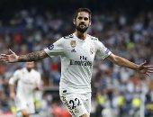 هل تستمر سلسلة إيسكو التهديفية فى مباراة ليفانتى ضد ريال مدريد؟