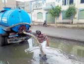صور.. استمرار توقف حركة الصيد بكفر الشيخ.. والدفع بسيارات لرفع مياه الأمطار