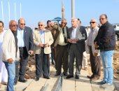 صور.. محافظ جنوب سيناء يتفقد إستعدادات شرم الشيخ لمؤتمر أفريقيا 2018