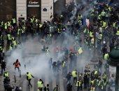 """""""السترات الصفراء"""" ترفض خطاب الرئيس الفرنسى وتتمسك بمطالبها"""