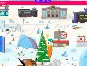 """جوجل تحدث تطبيق Santa Tracker لتتبع """"بابا نويل"""" للاحتفال بالعام الجديد"""