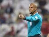 تعرف على أحمد أبو بكر سعيد حكم مباراة الإسماعيلى والرجاء
