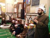 أوقاف الإسكندرية: 660 أمسية دينية فى شهر رجب بكل المساجد