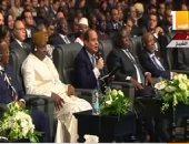 السيسي: واقع نقص الخبرة والكوادر بالدول الإفريقية تحدٍ يقابل القارة