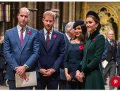 اعرف موقف الملكة إليزابيث من الخلاف بين الأخوين ويليام وهارى