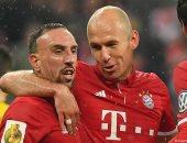 ثنائى بايرن ميونخ يسجل الظهور الأخير فى الدوري الألماني اليوم