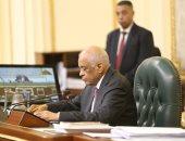 رئيس البرلمان: وزارة المالية تعد قانونا متكاملا للضريبة العقارية