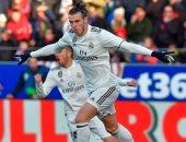 فيديو.. جاريث بيل يحقق أفضل سجلاته التهديفية مع ريال مدريد فى 2018