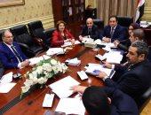 """زيارة لـ""""حقوق الإنسان"""" بالبرلمان لتفقد أقسام محافظة القليوبية"""