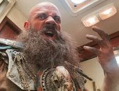 """""""مكى"""" على خطى """"راجنار لوثبروك"""" فى Vikings .. صور"""
