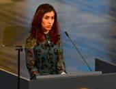نادية مراد تدعو المجتمع الدولى لدعم الناجين من وحشية داعش