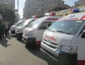 الإنتاج الحربى يورد 13 سيارة إسعاف مجهزة برعاية مركزة للتأمين الصحى