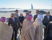 """""""قنصوة """" يهدى الأمير سلطان بن سلمان آل سعود مفتاح الإسكندرية"""