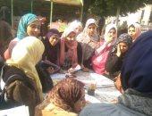"""صور.. جامعة عين شمس تطلق حملة """"اعرف- اختبر- عالج"""" للقضاء على فيروس سى"""