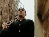 فرقة وصلة سماع تقدم توليفة إنشاد صوفى فى الساقية
